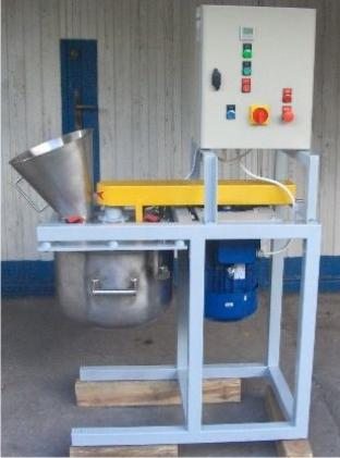 Mieszalnik (mikser) laboratoryjny typ MB-0,05/MIX